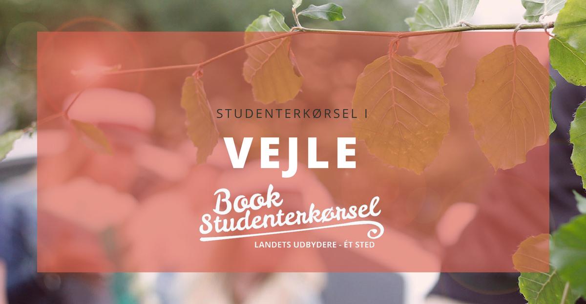 Studenterkørsel i Vejle