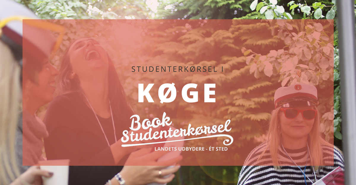 Studenterkørsel i Køge