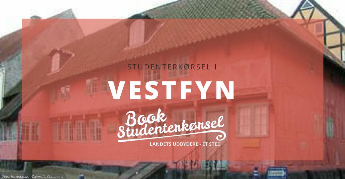 Studenterkørsel i Vestfyn