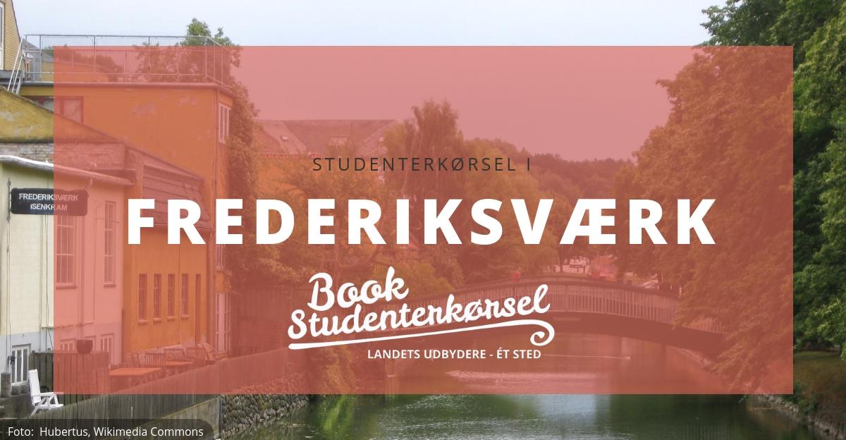 Studenterkørsel Frederiksværk
