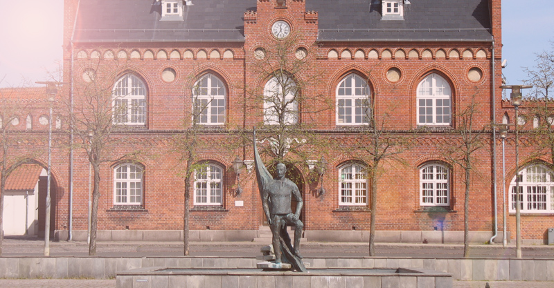 Studenterkørsel i Frederikssund