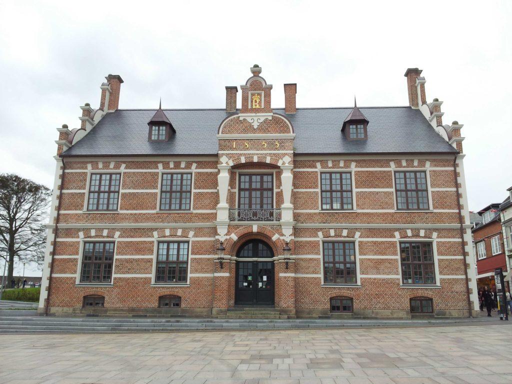 Rådhuset i Thisted