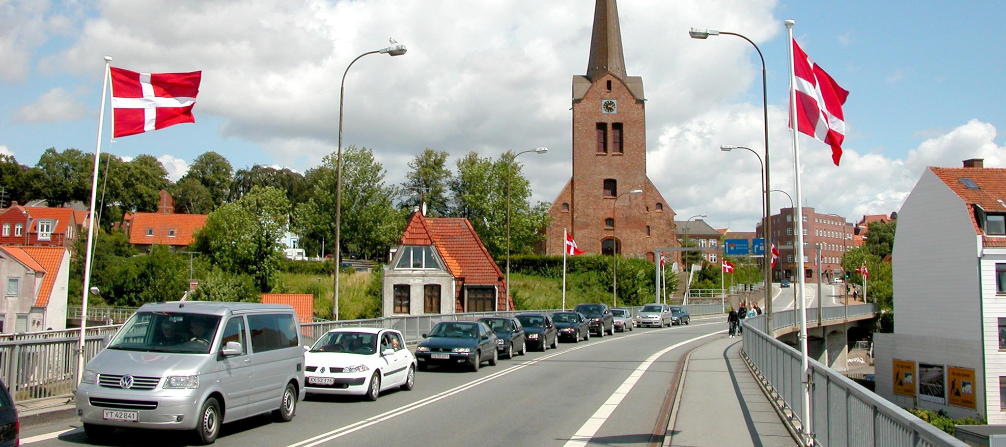 festlige, flotte sønderjylland