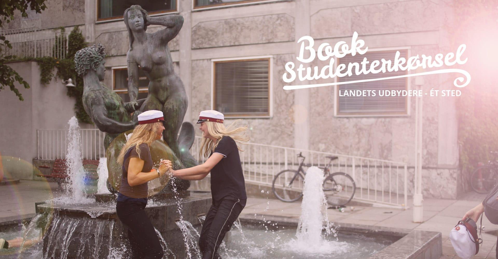 Book Studenterkørsel Aarhus