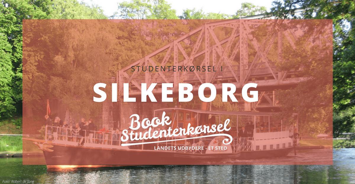 Studenterkørsel Silkeborg