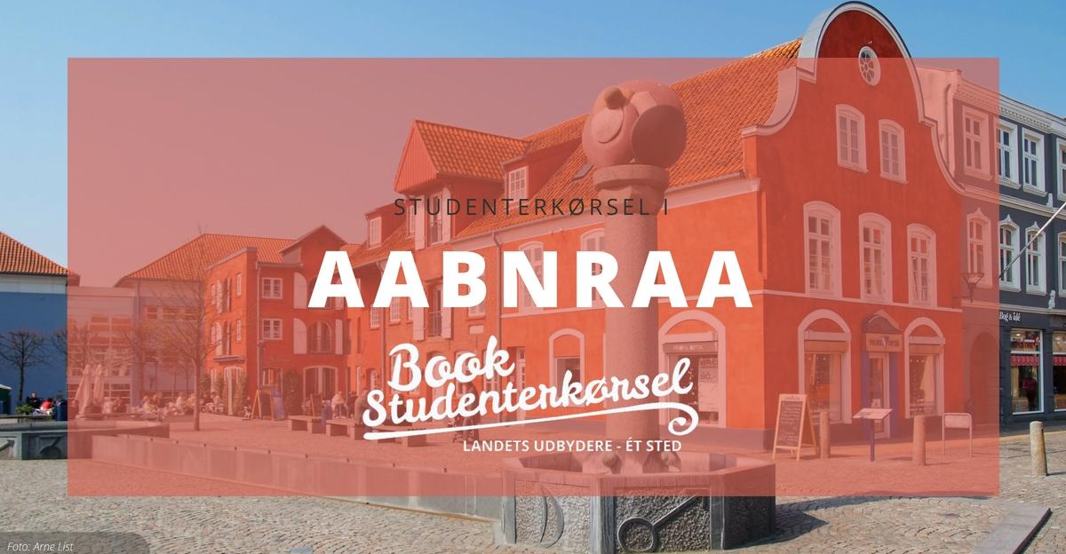 Studenterkørsel Aabenraa