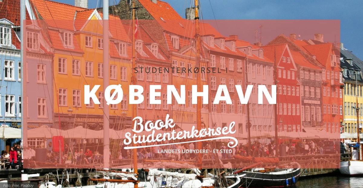 Studenterkørsel i København
