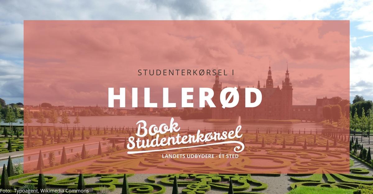 Studenterkørsel i Hillerød