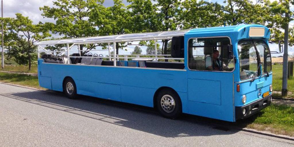partybus til studenterkørsel