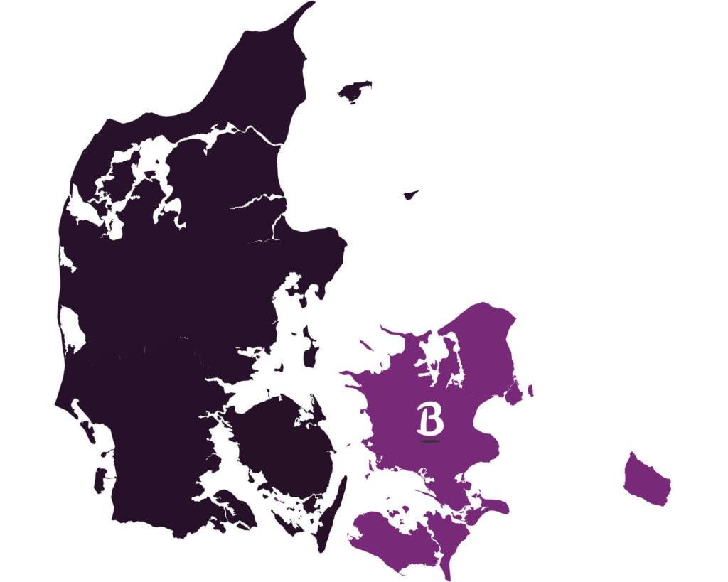 Studenterkørsel Sjælland
